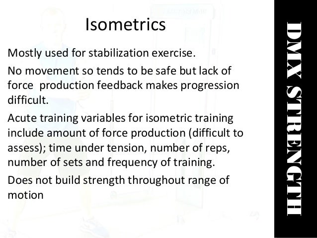 Functional Isokinetic Training