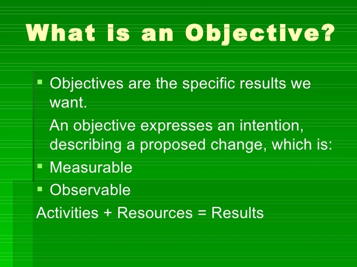 project wide or objective oriented For more course tutorials visit wwwuophelpcom checkpoint: project-wide or objective-oriented evaluations provide a brief summary of your selected program from appendix b and discuss whether you would use a project-wide.