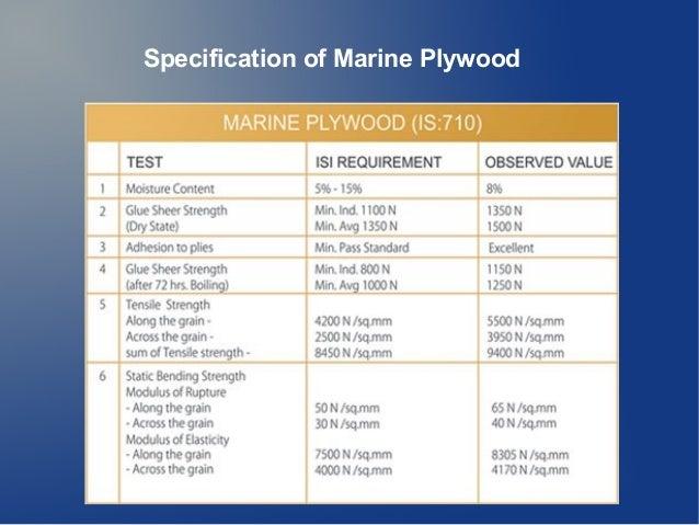 Marine Plywood Bathroom Floor : Marine plywood and their uses