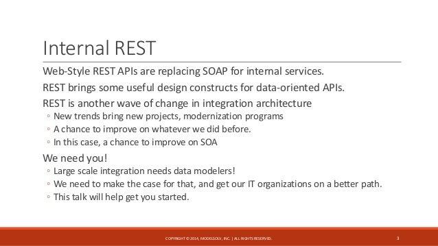 Data Modeling in the API Economy Slide 3