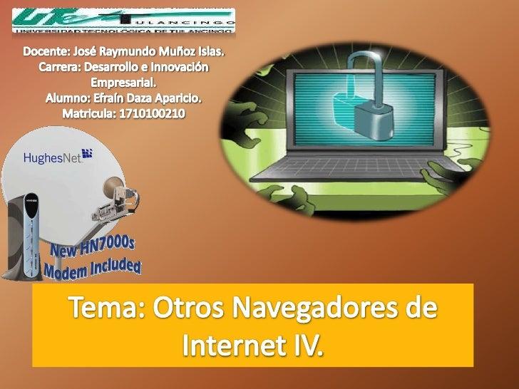 Docente: José Raymundo Muñoz Islas.Carrera: Desarrollo e Innovación Empresarial.<br />Alumno: Efraín Daza Aparicio.<br />M...