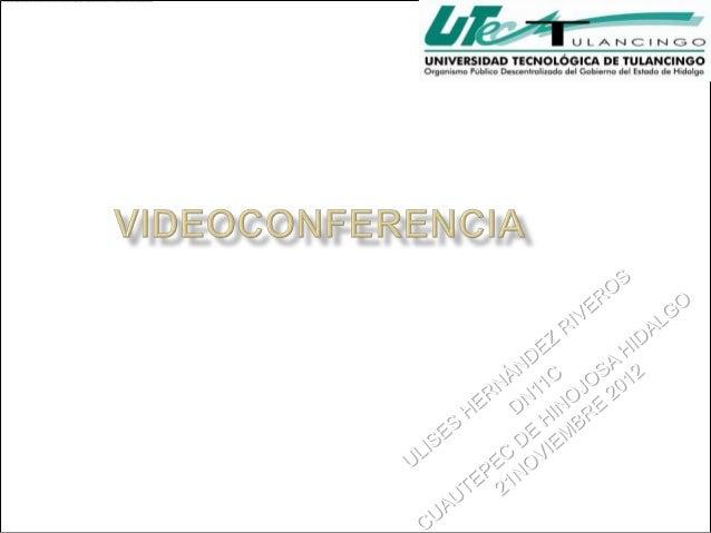 Videoconferencia o videollamada esla comunicación simultánea bidireccional de audio y vídeo