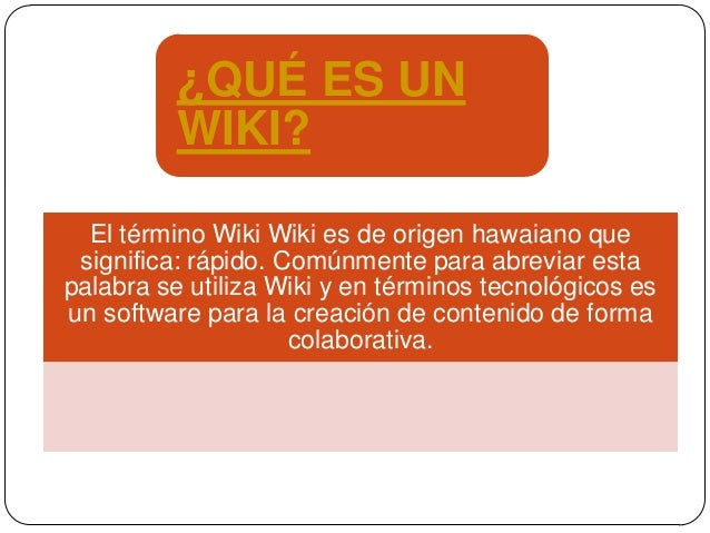 Wikis Slide 3