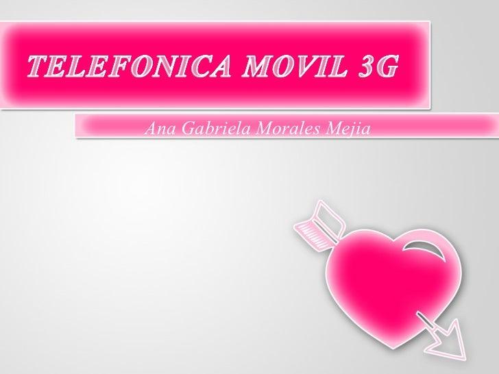 Ana Gabriela Morales Mejia