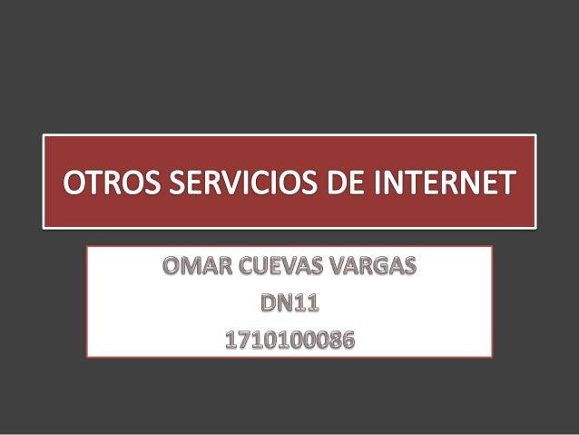 Algunos servicios de internet 4
