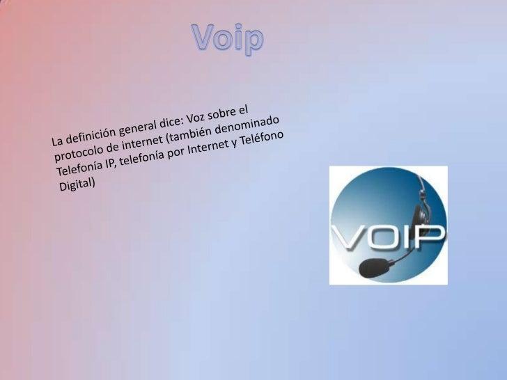 La tecnología VoIP es la que nos permiteofrecer precios bajos en las conexionesinternacionales.