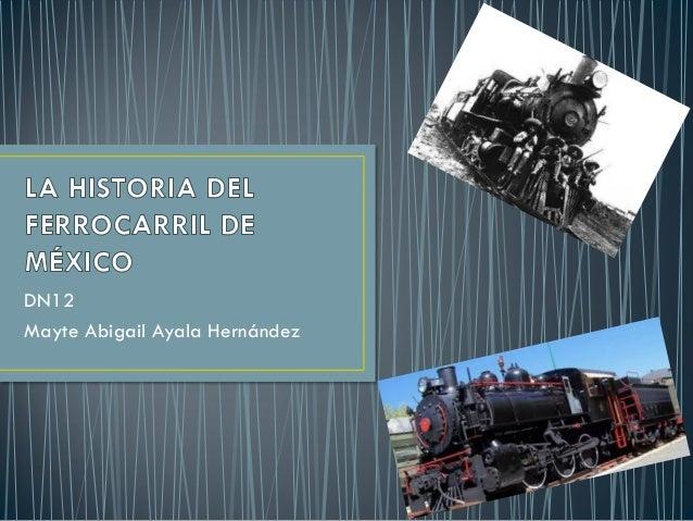 DN12Mayte Abigail Ayala Hernández
