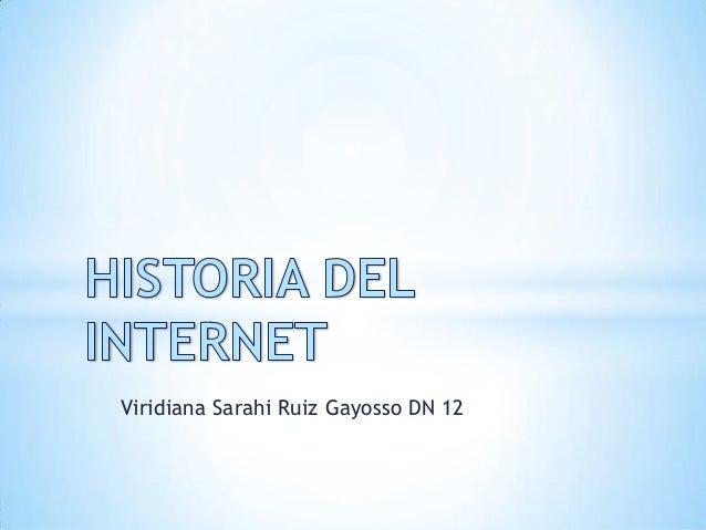 Viridiana Sarahi Ruiz Gayosso DN 12