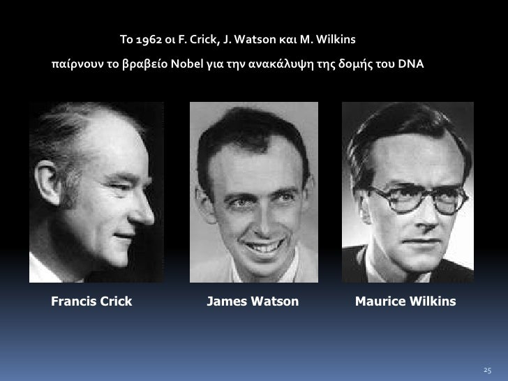 Δημοσίευση των J.D. Watson & F.Crick  στο περιοδικό  Nature,30  Μay 1953, Vol.171<br />26<br />