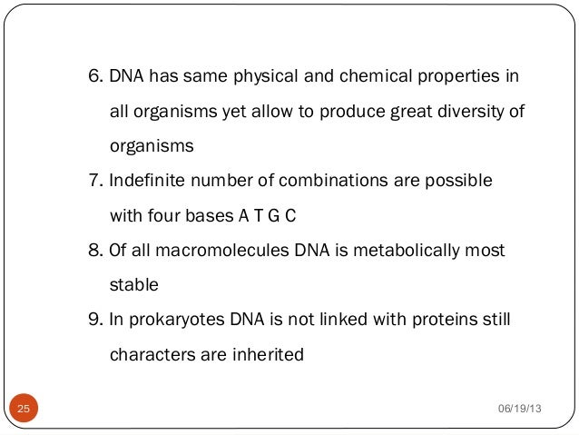 physico chemical properties of dna 2012), studies into the effects of heat treatment on the dna quality of milk  in dna quality parameters and some physicochemical properties of.
