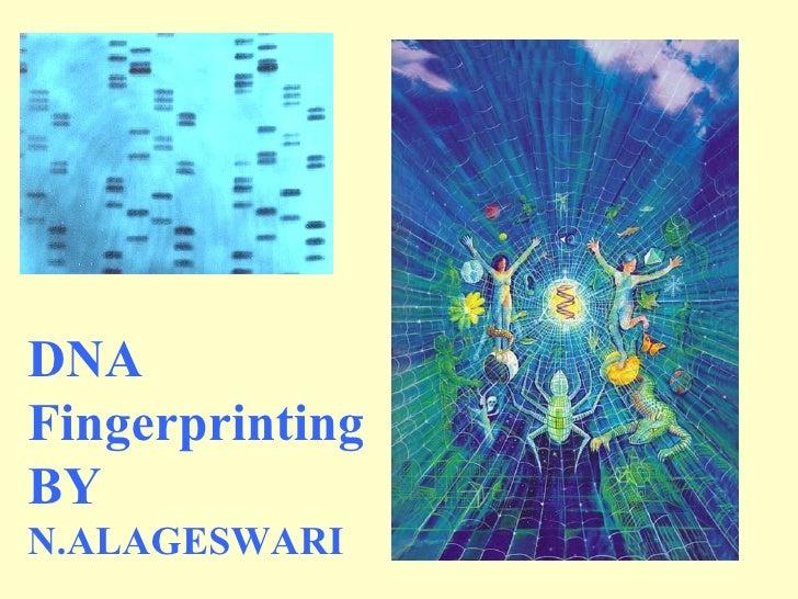 DNAFingerprintingBYN.ALAGESWARI