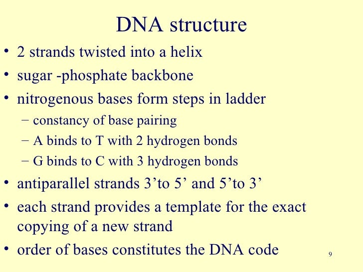 Dna & gene therapy