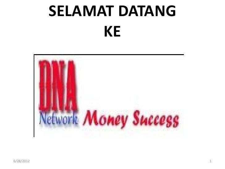SELAMAT DATANG                  KE6/28/2012                    1