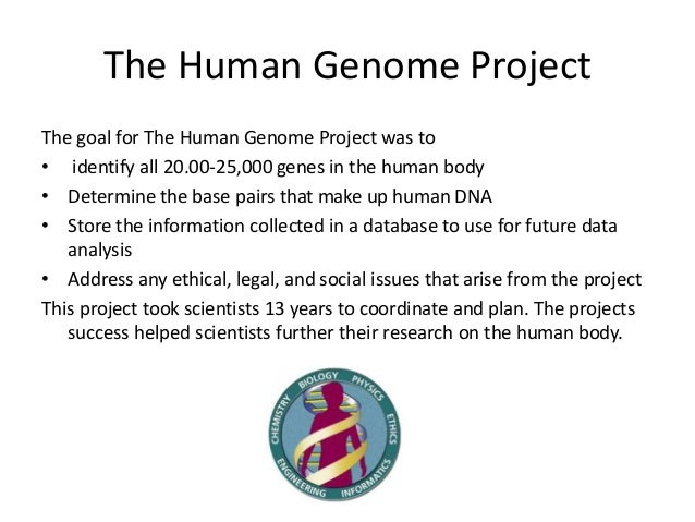 an analysis of the human genome project deciphering the code of life