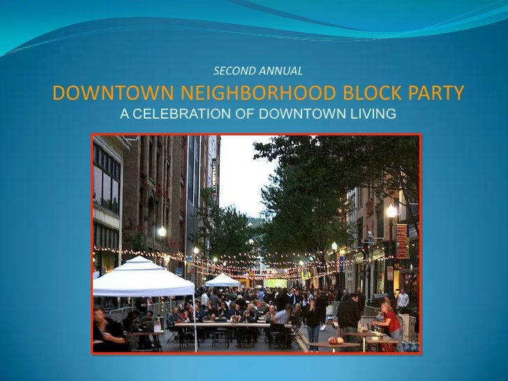 """!""""#$%&'(%%)(* !""""#$%""""#$&$'()*+"""",*""""""""! +-""""./&01,%2      A CELEBRATION OF DOWNTOWN LIVING"""