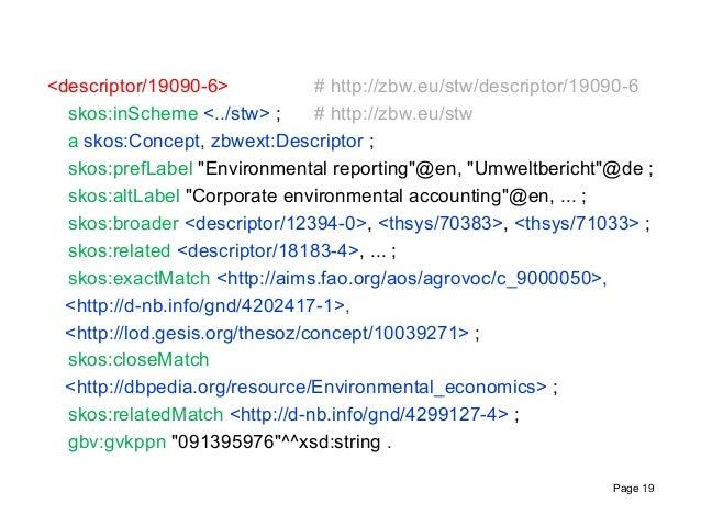 <descriptor/19090-6> # http://zbw.eu/stw/descriptor/19090-6 skos:inScheme <../stw> ; # http://zbw.eu/stw a skos:Concept, z...
