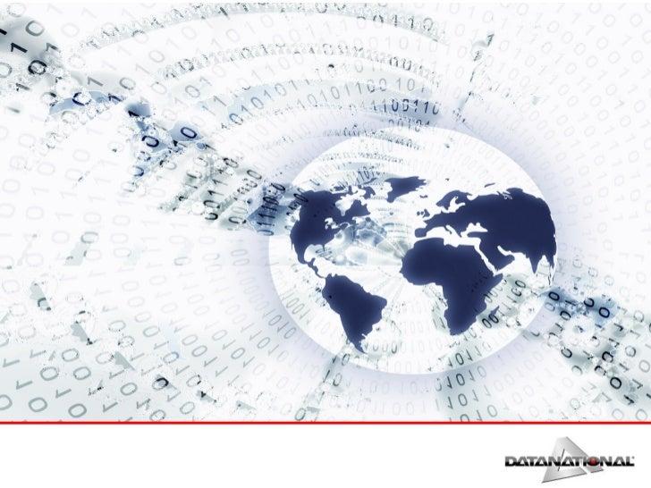 Datanational Overview