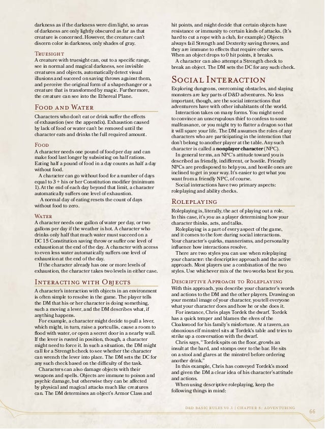 D&D Basic Rules