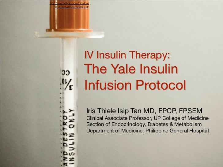http://www.flickr.com/photos/    jill_a_brown/2628388839/                        IV Insulin Therapy:                       ...