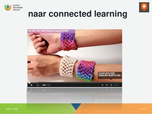 2015MKB Trends naar connected learning