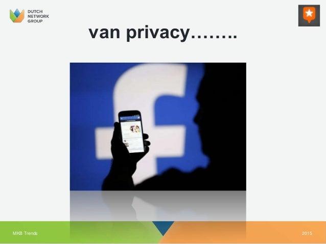2015MKB Trends van privacy……..