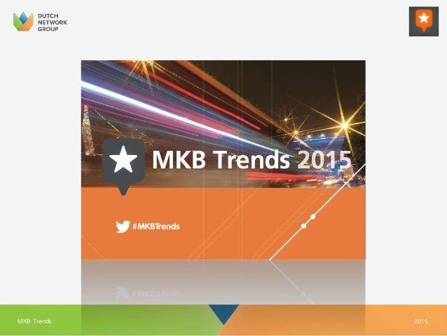 2015MKB Trends