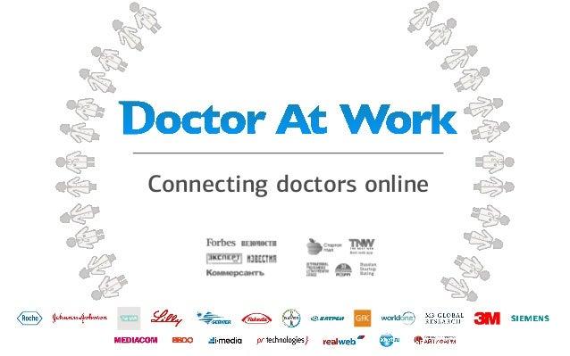 Connecting doctors online