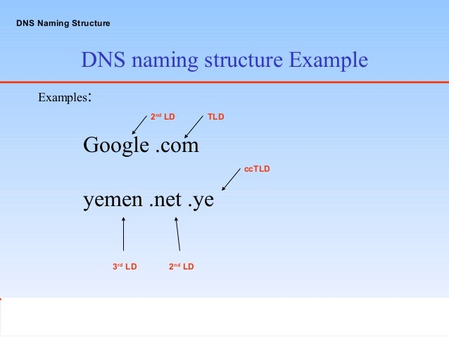 Domain Name System