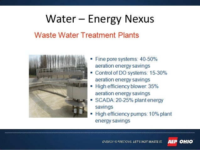 water and power consumption analysis of sewage treatment plant Combined heat and power generation at a sewage treatment plant  of the plant electrical power consumption  treatment, paper 12 institute of water.