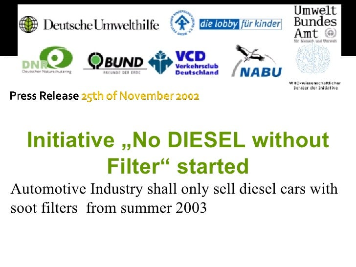 Why diesel cars still make sense