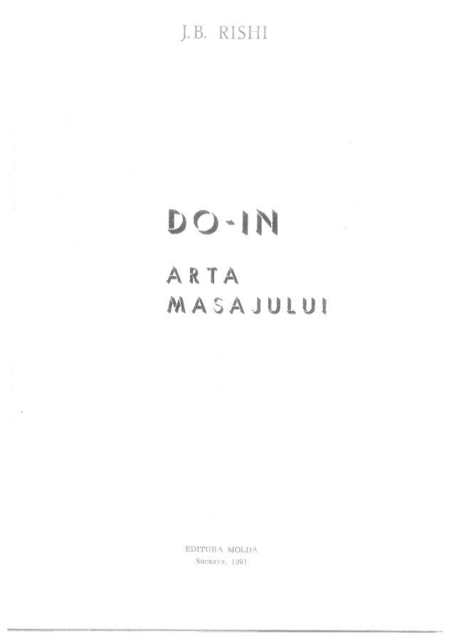 Do in-arta-masajului