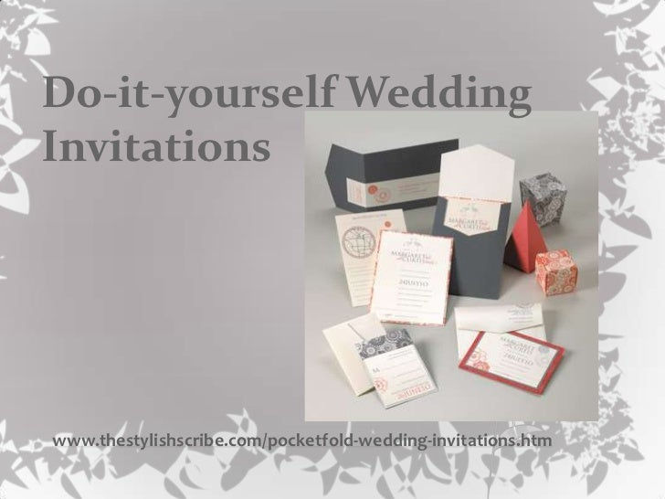 do it yourself wedding invitations do it yourself weddings guide do it yourself wedding 3631
