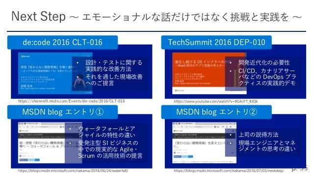 赤間による 書き下ろし原稿 エンプラ系開発現場の 道しるべ 欧米と日本の 本質的な違い