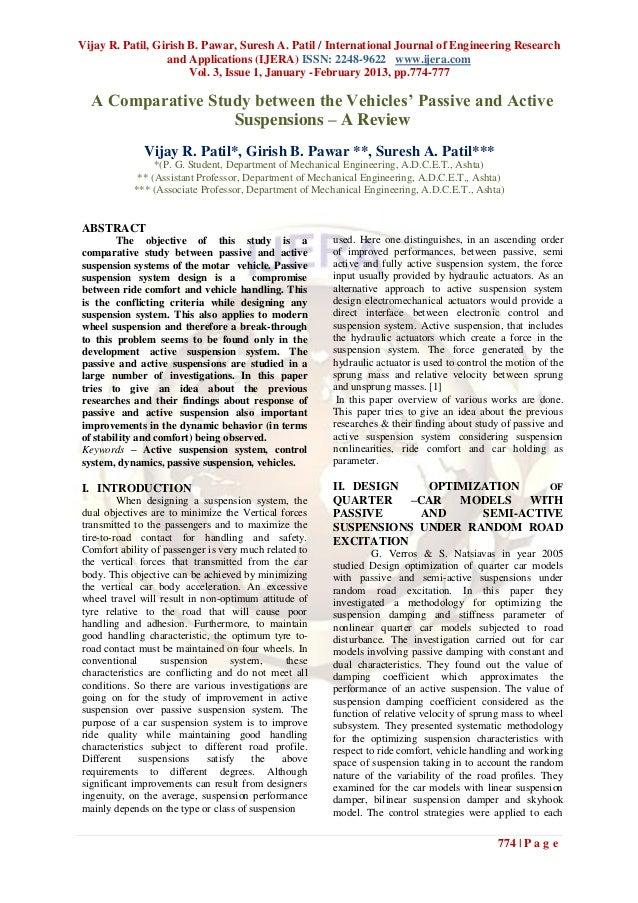 Vijay R. Patil, Girish B. Pawar, Suresh A. Patil / International Journal of Engineering Research                  and Appl...