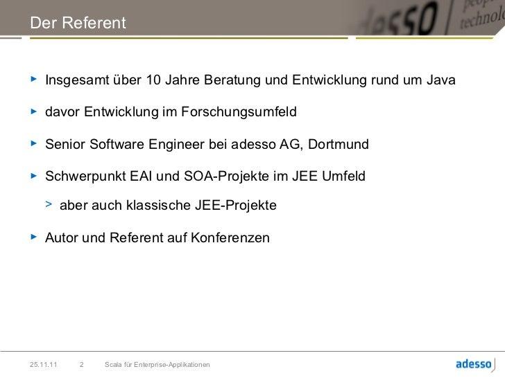 Scala 4 Enterprise Slide 2