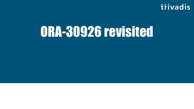 ORA-38104