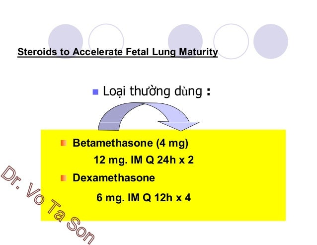 Chống chỉ định của giảm gò • Fetal demise or anomalies incompatible with life • Fetal distress • PROM• PROM • Preeclampsia...