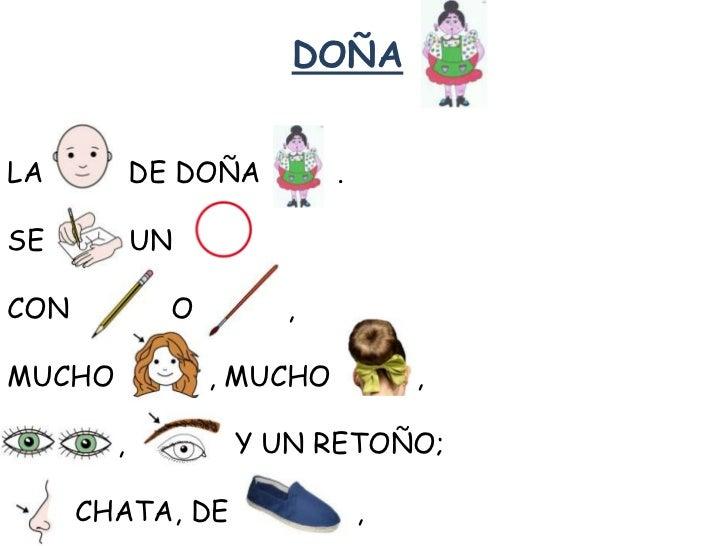 DOÑALA          DE DOÑA         .SE          UNCON           O       ,MUCHO             , MUCHO           ,        ,      ...