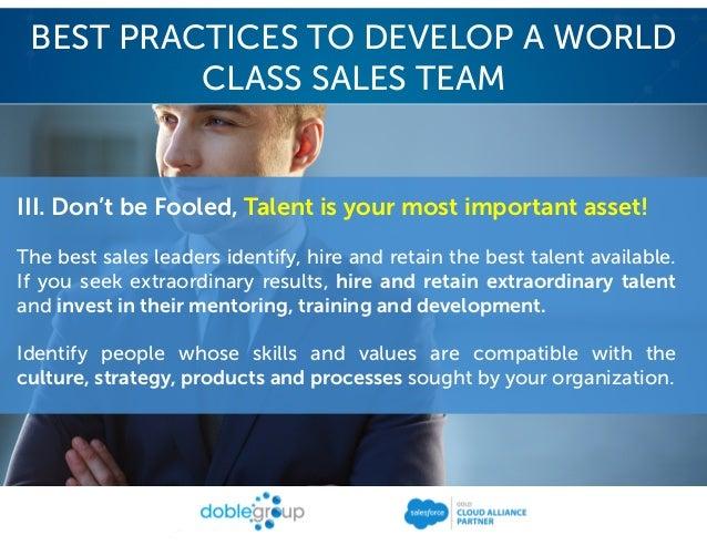 TRAITS OF A GREAT SALES PROFESSIONAL • Presence • Interpersonal Skills • Curiosity • Good Listeners • Persuasive • Validat...