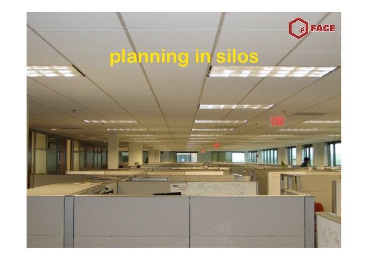 planning in silos