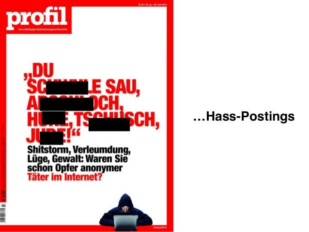 …Hass-Postings