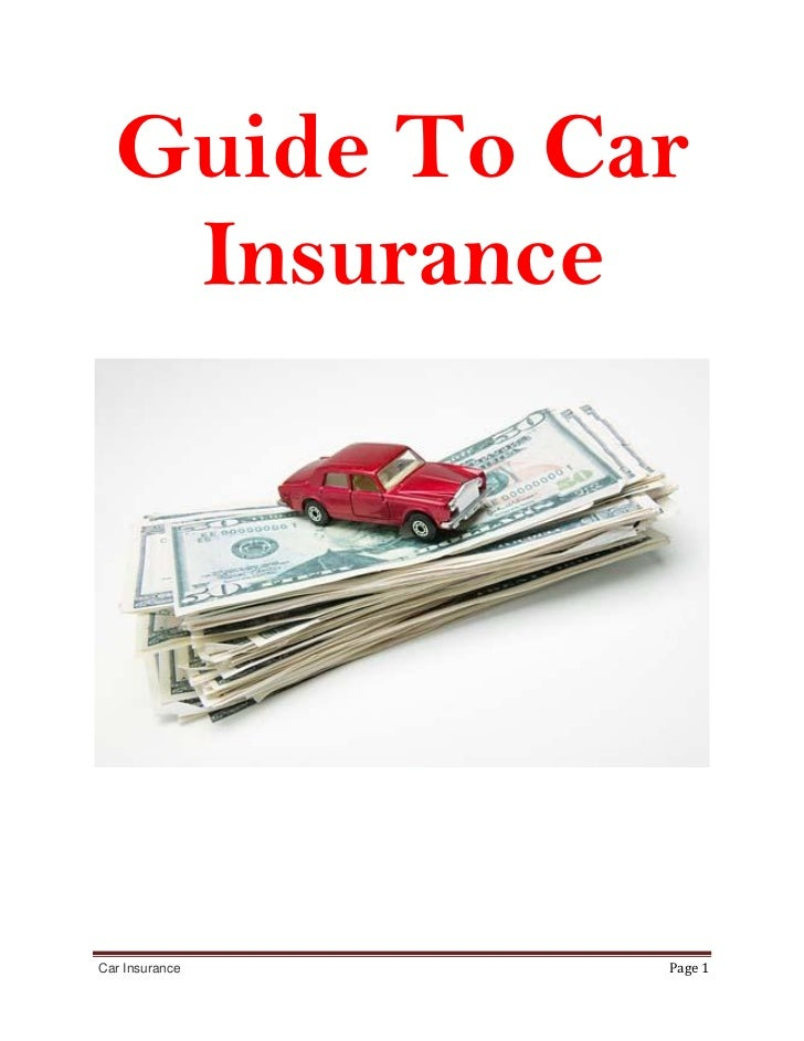 Types Of Car Insurance >> Learn About The Types Of Auto Insurance