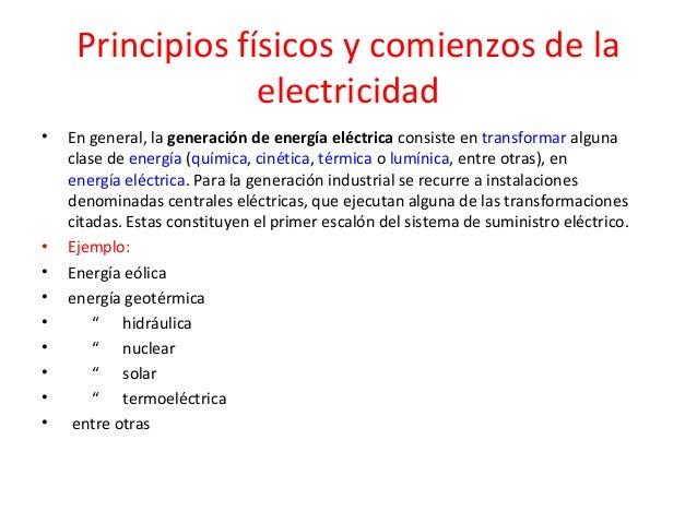 La historia de la electricidad - En que consiste la energia geotermica ...