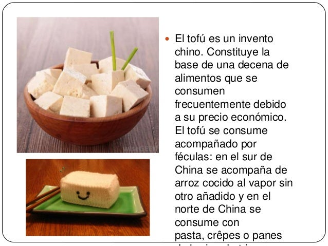 La comida china es buena o mala apara la salud - Como se cocina el tofu ...