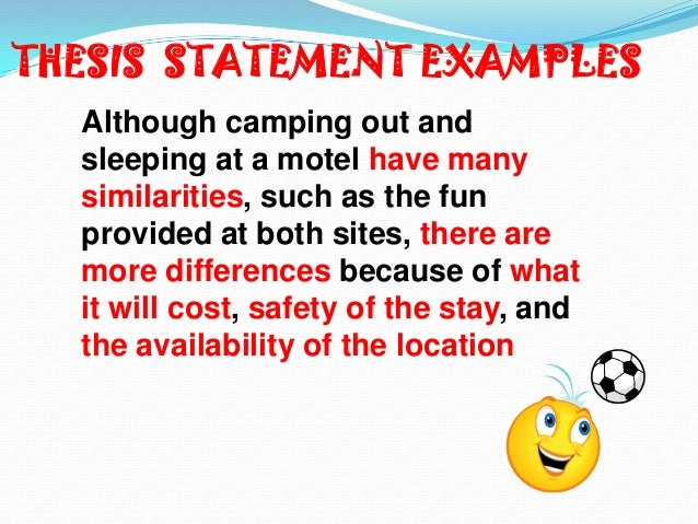 essay on camping I think its time i get this off my chest i was about 3 years ago, when a camping trip will haunt us for as long as i can remember a group of us set out on a camping.