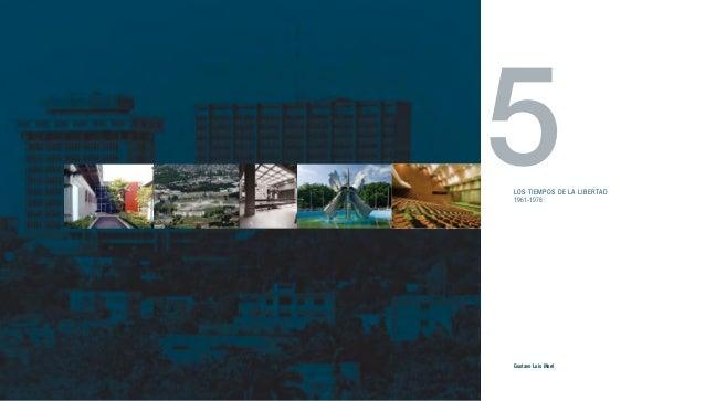 5LOS TIEMPOS DE LA LIBERTAD1961-1978Gustavo Luis Moré