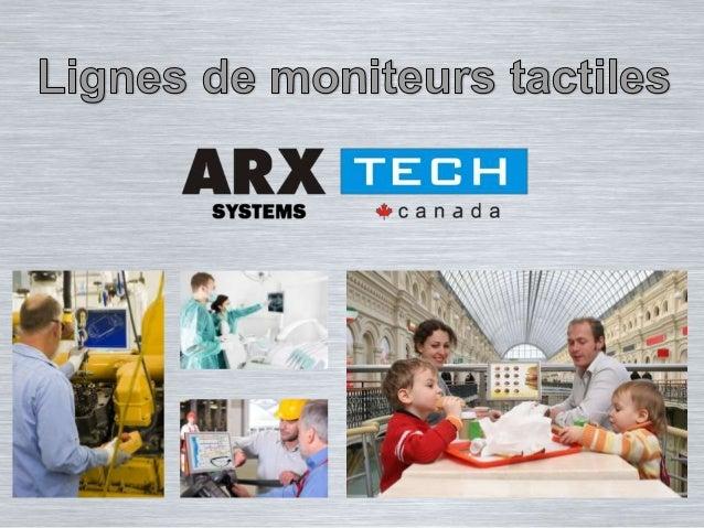 Une solution pour tous les types d'installations. Offert par un fabriquant, distributeur et importateur, basé au Québec, o...