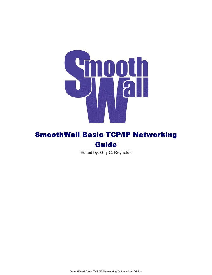 smoothwall networkguide