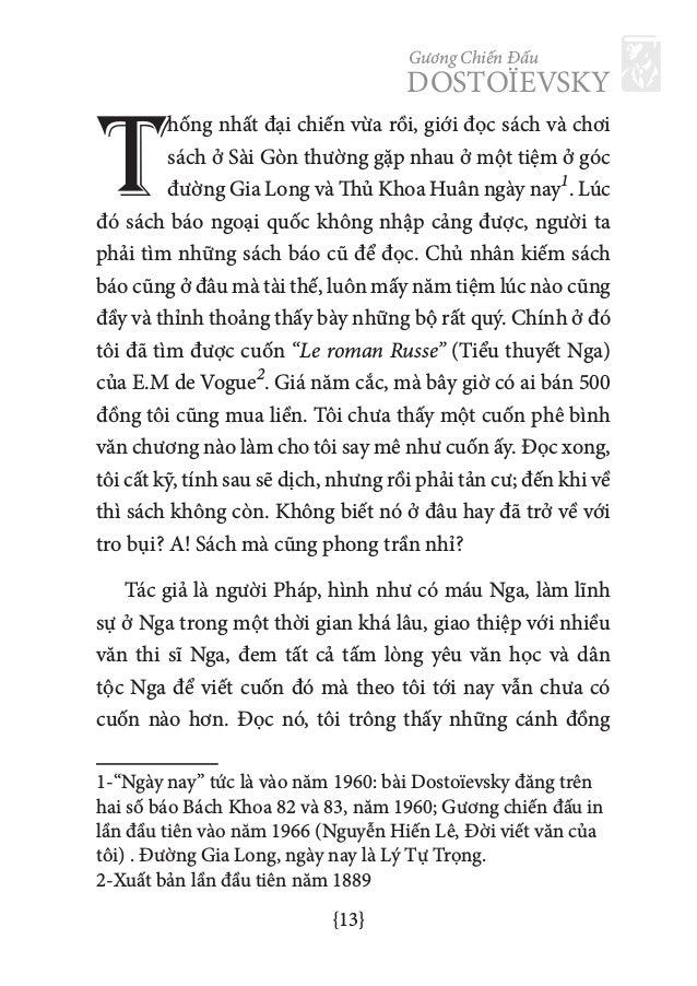 Doc thu - guong- chien- dau Slide 2