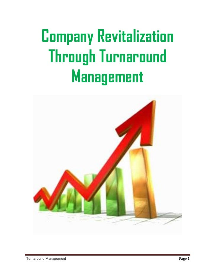 The benefits of turnaround management services for Country plans com